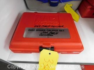 Mac Tools Disc Brake Caliper Set