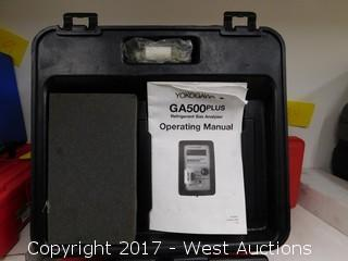 Yokogawa GA500 Plus Refrigerant Gas Analyzer