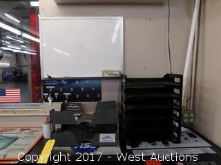 Lot of Computer/ Printer & Contents