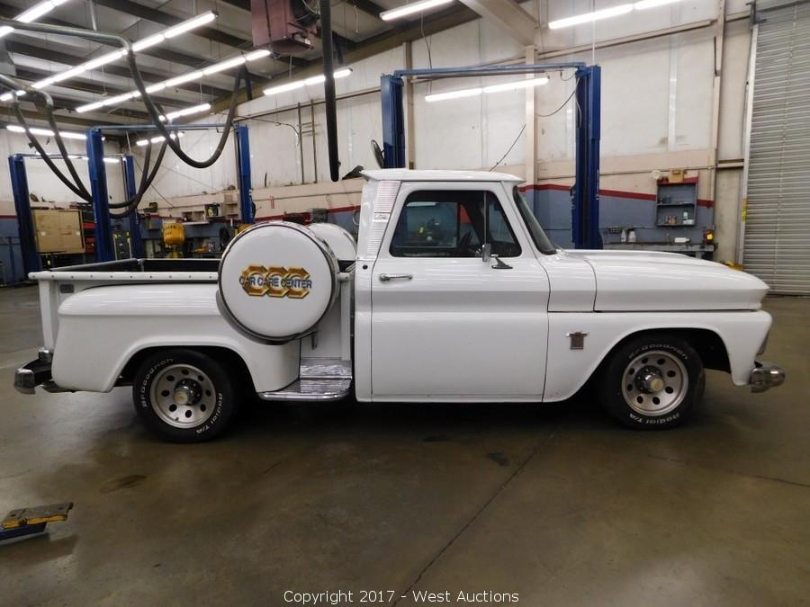 1964 Chevrolet Stepside Truck