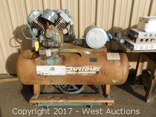 Speedaire Castiron Series Shop Compressor