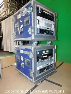 Dual Boxed Satellite Uplink System