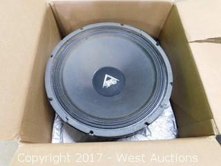 """PaK K-43 15"""" Driver Loudspeaker"""