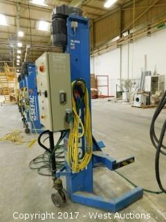 Sefac 16,000lbs Hydraulic Lift with Cables