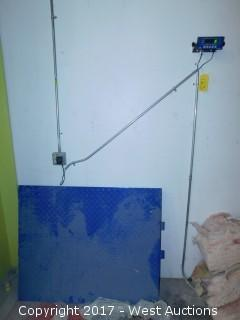 Transcell Model T1-500E Pallet Scale