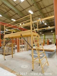 Rolling Warehouse Platform