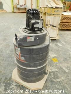 Dayton 2-Stage Dust Collector