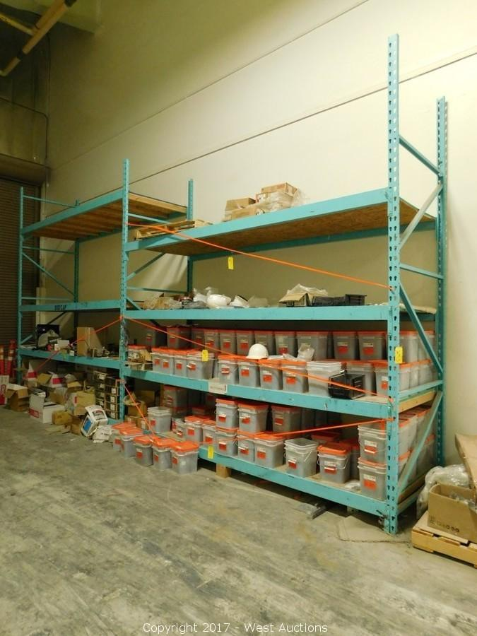 Auction #1 Complete Warehouse Liquidation of Modular Building Manufacturer