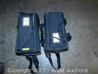 "(2) DV Cinema Bags 18""Long"