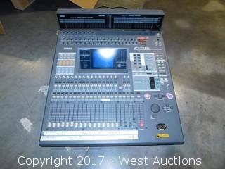 Yamaha 02R Digital Recording Console