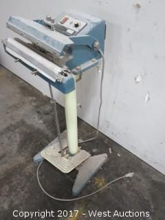 "TEW THS-300TC 12"" Direct Heat Foot Sealer"