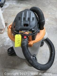 Ridgid 12 Gallon Shop Vac