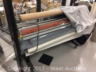 "Royal Sovereign RSC-1650C 65"" Roll Laminator"