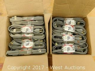 (2) Boxes of 6' Power Tool Cords