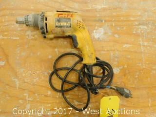 DeWalt DW255 VSR Drywall Screw Shooter