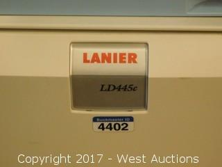 Lanier LD445C Copy/Fax/Scan Machine