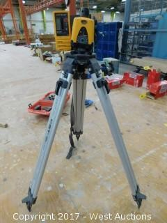 LaserMark LM30 Rotary Laser Level with Tripod