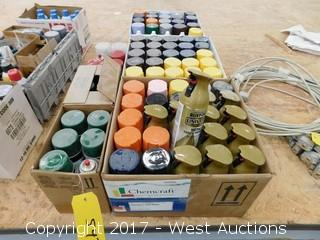 (3+) Boxes of Spray Paint