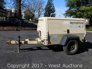 2004 Ingersoll Rand Trailer Mounted Air Compressor
