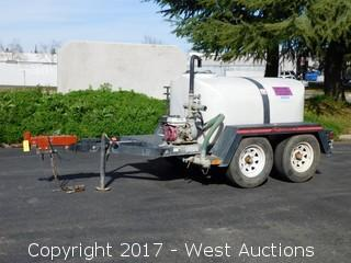 2010 Magnum 400+ Gallon Spray Trailer