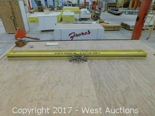 4,000 lbs 12.5' Crane Jib
