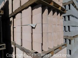 (1) Pallet of 8x8x16 Masonry Block
