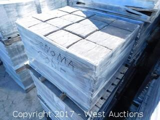 (1) Pallet of 60 mm Paver - Giant Carriage Stone in Sonoma Blend
