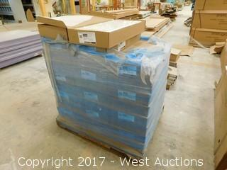 Pallet of Siemens ES Series Main Lug Load Center