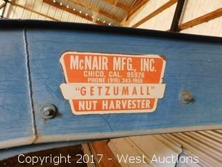 "McNair ""Getzumall"" Nut Harvester Trailer"
