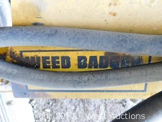 Weed Badger Orchard Weed Management Implement