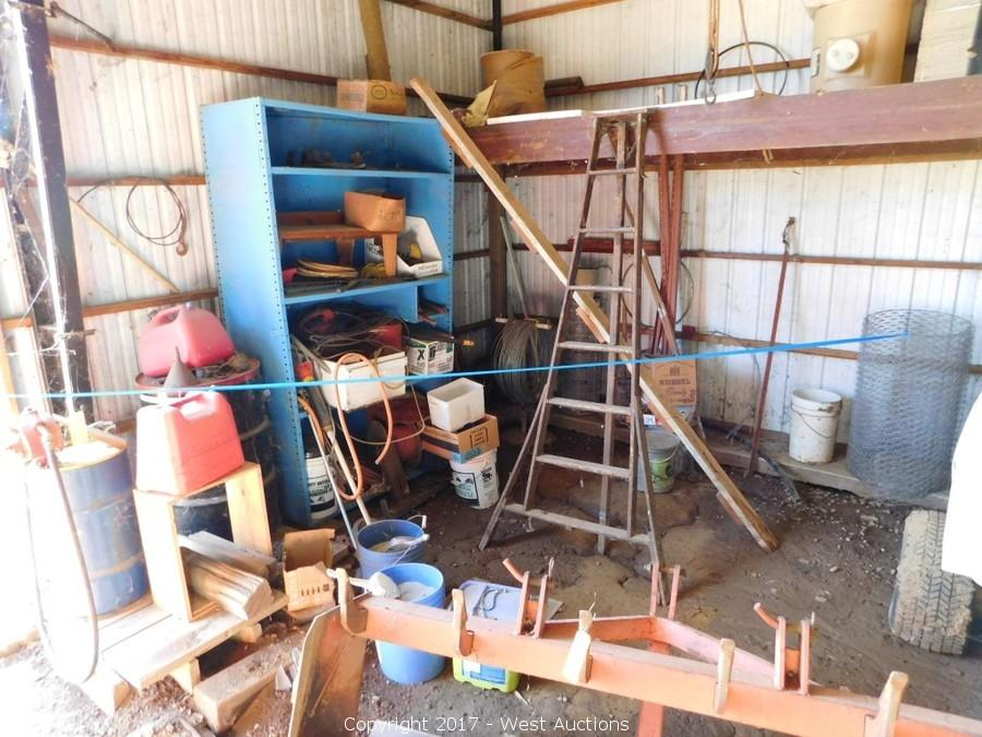 Farm Implements, Wood Working and Construction Tools