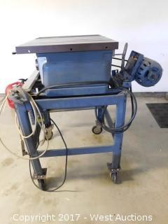 "Craftsman 8"" Portable Table Saw"