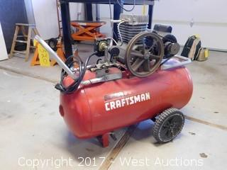 Craftsman 5HP Electric Portable Air Compressor