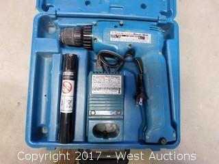 Makita 9V Cordless Drill Set
