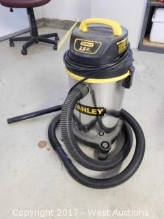 Stanley 2.8 HP Wet/Dry Vac