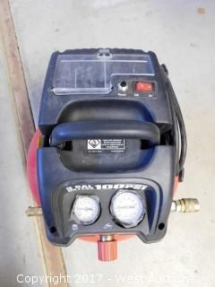 Central Pneumatic 95275 100 PSI Electric Air Compressor