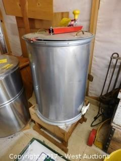 Maxant 3100 Hand Crank Honey Extractor