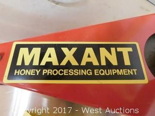 Maxant 3100 Hand Crank Honey Extractor