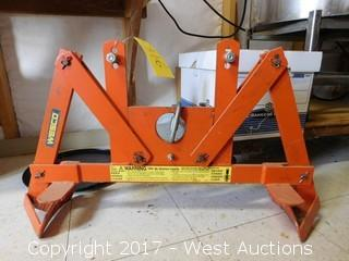 Wesco 1000lbs DL-1 Drum Lift