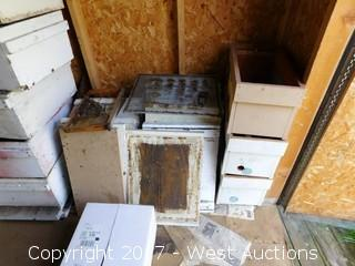 (23+) Bee Hive Boxes