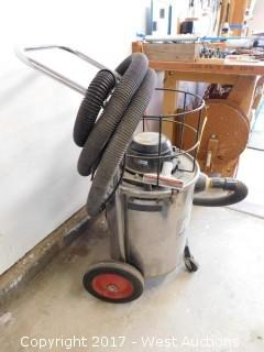 Allied 10 Gallon Industrial Wet/Dry Vacuum