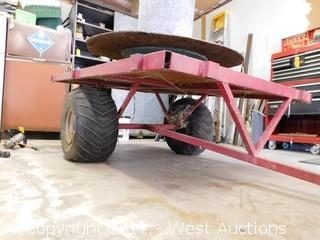 6'x3.5' Flatbed ATV Trailer