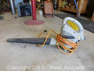 Craftsman Electric Leaf Blower