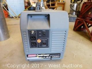 Coleman Powermate Premium 1850 Watt Portable Generator