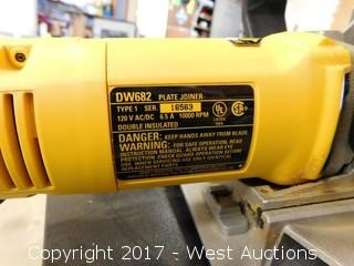 Dewalt DW682 Plate Joiner