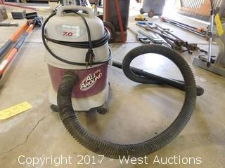 ShopVac QAM70 Wet/Dry Vac
