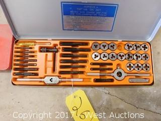 40 Piece Tap and Die Set