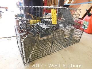 (2) Animal Traps