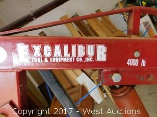 Excalibur 4000lbs Cherry Picker