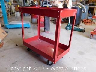 Steel Utility Cart